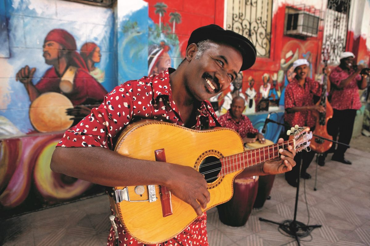 SANTIAGO DE CUBA : Le berceau de la musique cubaine